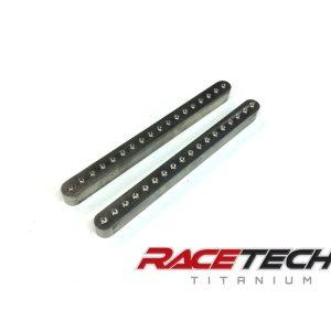 "Titanium Drag Axle Wheel Hub Key Set (4.606"" long)"