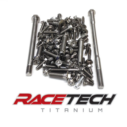 Titanium Main Frame Kit (2011-13 YZ250)