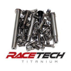 Titanium Rear Suspension Kit (2011-13 YZ250)