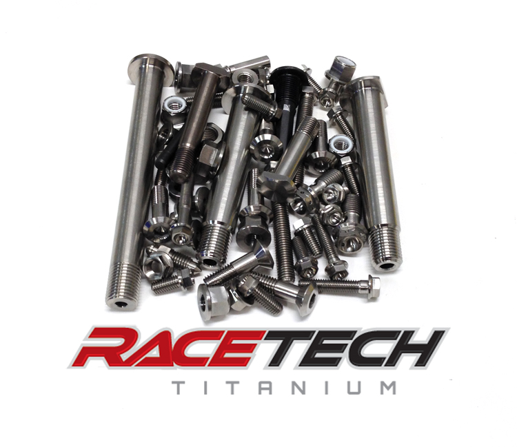 Titanium Rear Suspension Kit (2012-19 Yamaha YZ125)