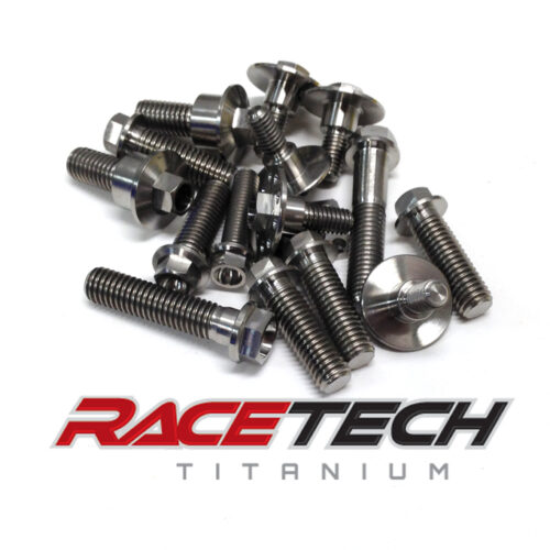 Titanium Subframe Kit (2011-13 YZ250)