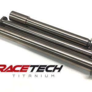 Titanium Axle & Pivot Kit (2008-2014 YZ250/450)