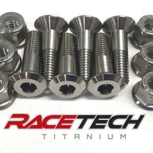Titanium Sprocket Bolts (2011-13 YZ 250 450)