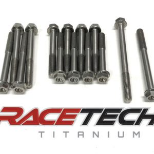 Titanium Center Case Bolts (2011 Yamaha YZ125)