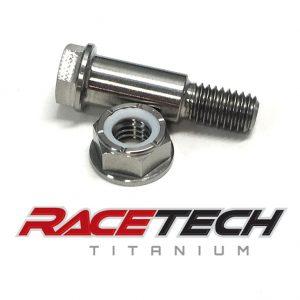 Titanium Brake Lever Pivot Bolt (2011-13 YZ450)