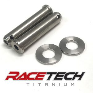 Titanium Foot Peg Pins (2014-18 YZ 250 450)