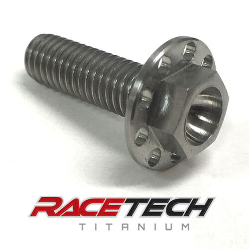 Titanium Water Pump Guard Bolt (2014-18 YZ 250 450)