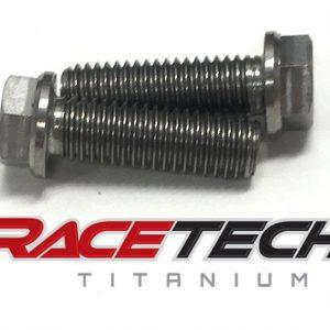 Titanium Muffler Bolts (2014-18 Honda CRF450)