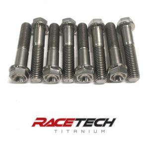 Titanium Triple Clamp Bolts (2011-15 KX 250 450)
