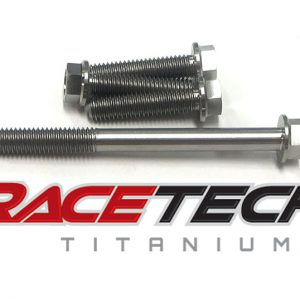 Titanium Waterpump Cover Bolts (2010-13 CRF250)