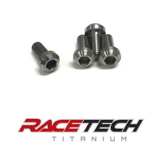 Titanium Chain Rubber Bolts (2011-13 KX 250 450)