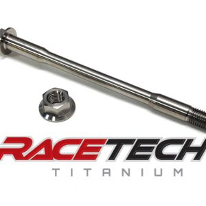 Titanium Lower Motor Mount Bolt (2014-15 KX250)