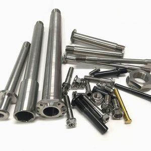 Titanium Bolt Kits