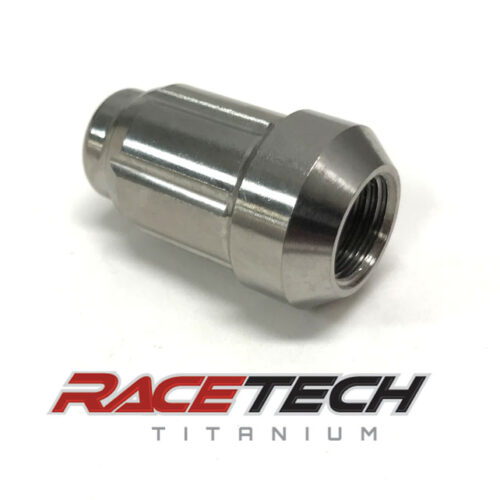 Titanium Conical, Acorn Lug Nut (1pc) for Yamaha YXZ1000