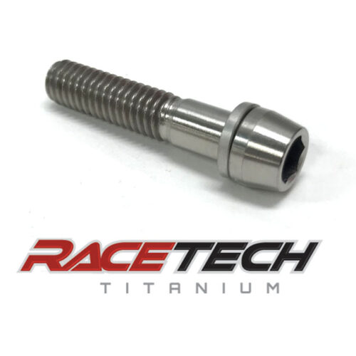 "5/16-18x1.5"" Titanium Tapered Socket Head Bolt"