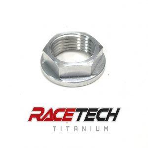 Aluminum M18x1.5 Flange Nut