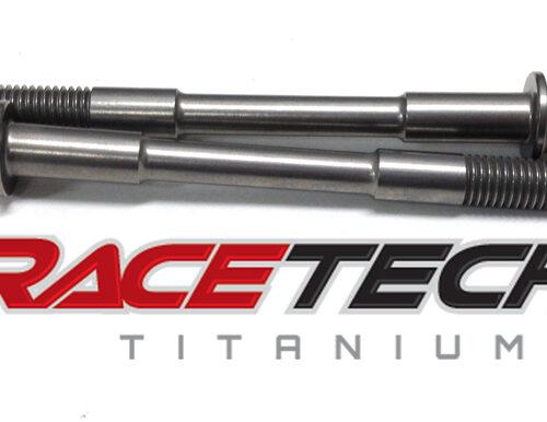 Titanium Bottom Engine Mount Bolts (2011-14 KTM 250SXF)