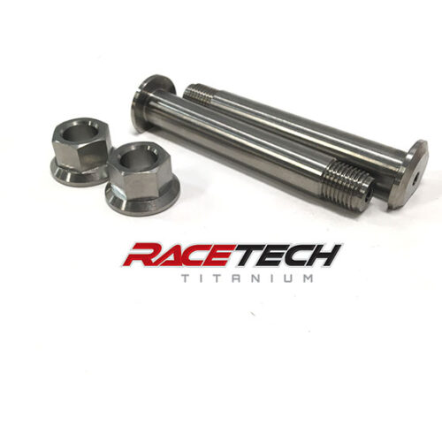 Titanium Linkage Bolts & Nuts (2017-18 SX150)