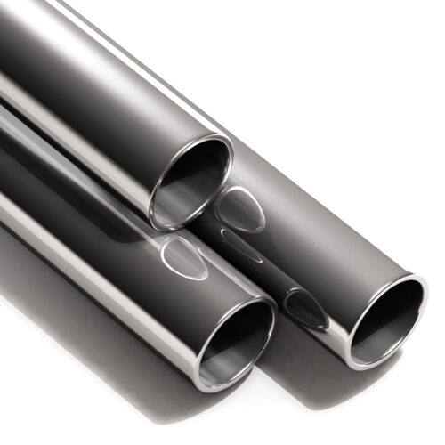 "1/2"" OD, .080 Wall Titanium Tube (Price/inch)"