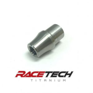 "Titanium 1/2-20 RH  Tube Adapter (1"" x .070 tube)"