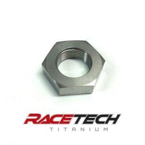 Titanium M14x1.0 RH Hex Nut