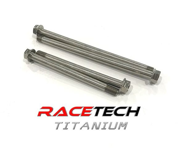 Titanium Rear Bearing Carrier Bolt Kit (2015-19 Yamaha YXZ1000)