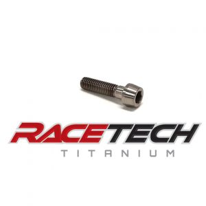 Titanium M6x25 Tapered Socket Head Bolt (SHCS)