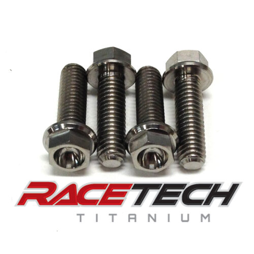 Titanium Clutch & Brake Perch Bolts (Honda CBR1000RR)