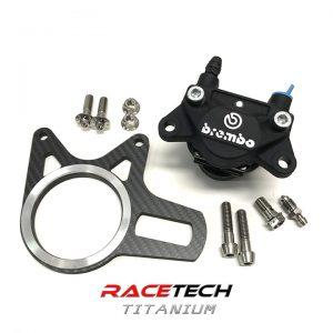Honda TRX450R Titanium Bolt Kits & Custom Titanium Parts