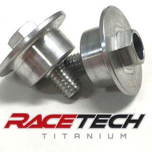 Titanium Bolts for the Yamaha YZ450F   RaceTech Titanium